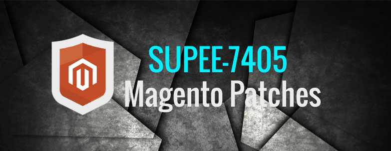 Installing SUPEE-7405 Security Patch to Magento