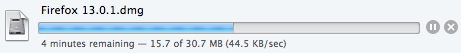 Slow Download