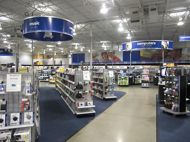 Inside Best Buy