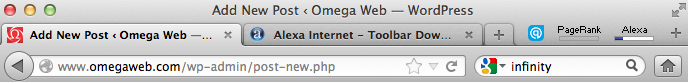 Search Status Firefox