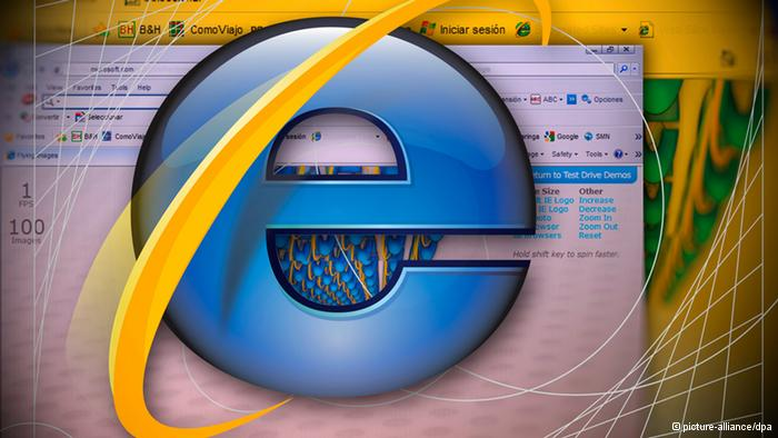 Germany Internet Explorer