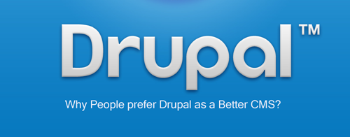 Drupal Is A Great Choice For A CMS