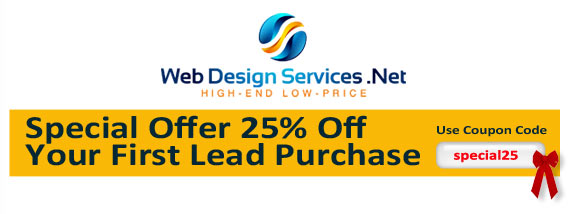 Buy Web Design Leads
