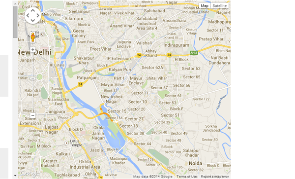 20+ Useful jQuery Google Maps Plugins