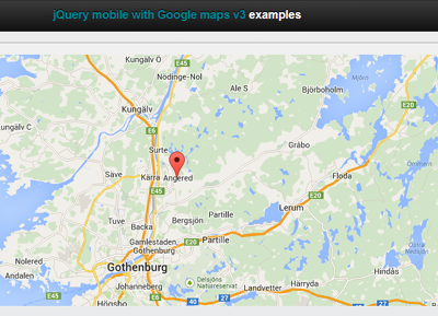 jquery-ui-map - Google maps v3 plugin for jQuery and jQuery Mobile