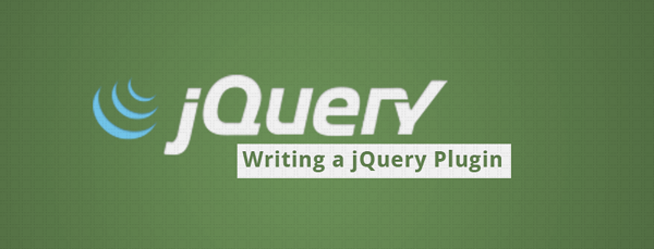 Writing Your Own jQuery Plugins
