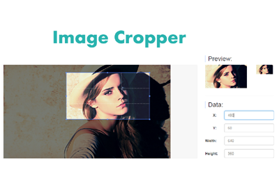 image_cropper - A simple jQuery image cropping plugin