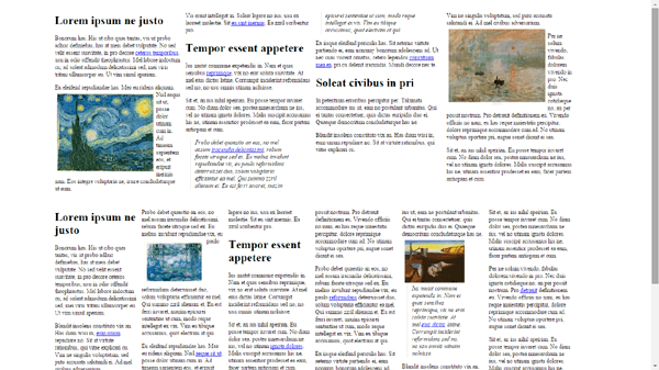 jQuery Content Plugin For Newspaper Layout