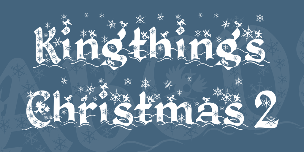 best free christmas fonts kingthings christmas