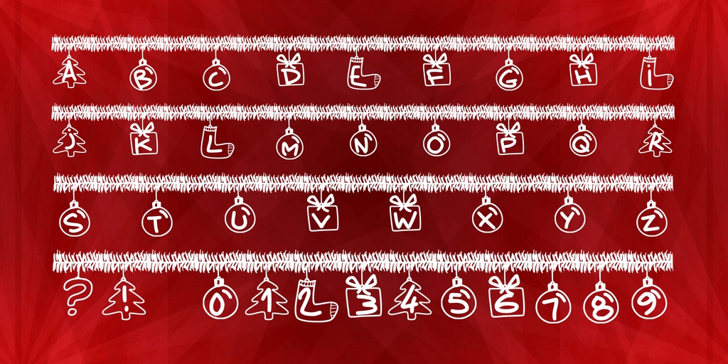 Best Christmas Fonts.Best Free Christmas Fonts Collection Of Fonts For Holiday