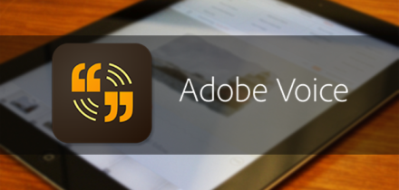 Adobe Voice For iOS is Great for Making Videos