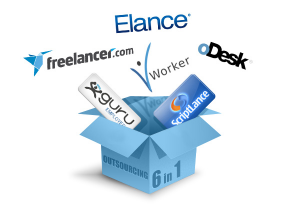 Register on Freelancing Websites
