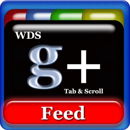 WDS Google Plus Widget Pro